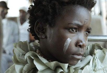 "Maggie Mulubwa in ""I Am Not a Witch"" (2017)"