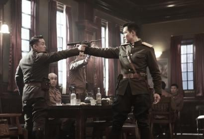 A scene from Operation Chromite (Korea)