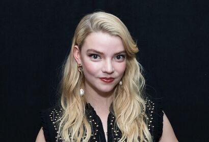 Actress Anya Taylor Joy