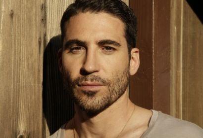 Actor Miguel Angel Silvestre