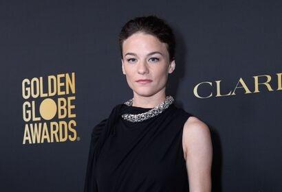 Actress Valerie Pachner