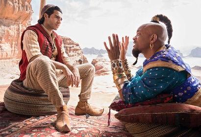 "Scene from ""Aladdin"" (2019)"