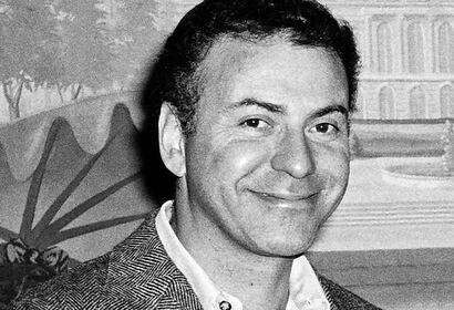 Actor Alan Arkin, Golden Globe winner, in 1976