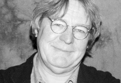 Filmmaker Alan Parker, Golden Globe nominee