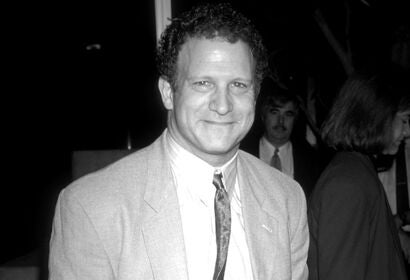 Actor and comedian Albert Brooks, Golden Globe nominee, in 1994