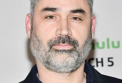 Fillmmaker Alex Garland