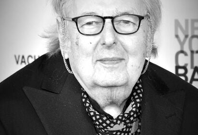Composer, conductor and arranger Andre Previn