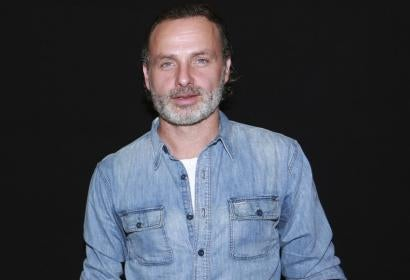 Actor Andrew Lincoln at Comic-Con 2016