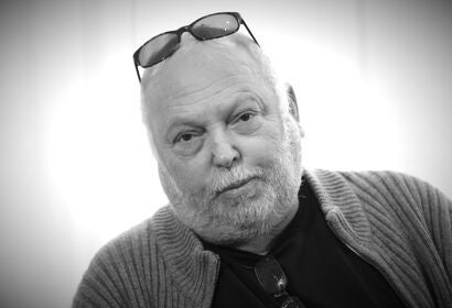 Producer Andy Vajna, Golden Globe winner