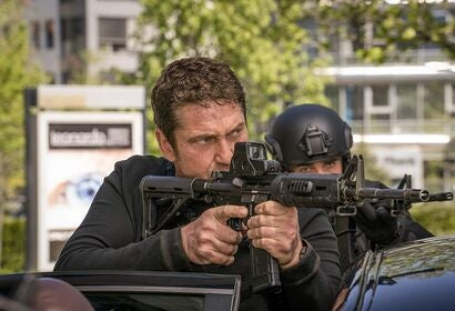 "Gerard Butler in ""Angel Has Fallen"" (2019)"