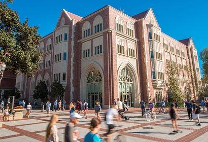 USC Annenberg School building