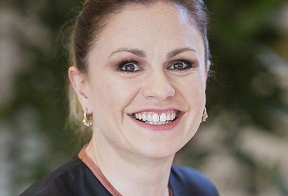 ACtress Anna Paquin, Golden Globe winner