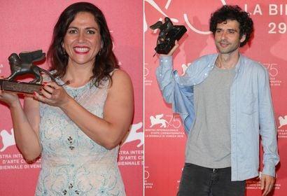 Arab filmmakers win at Venice 2018