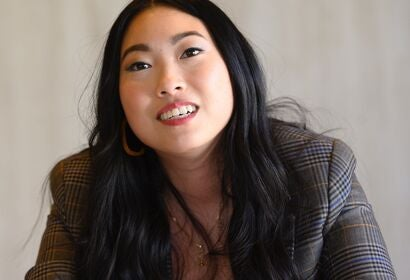 Actress Awkwafina, Golden Globe nominee