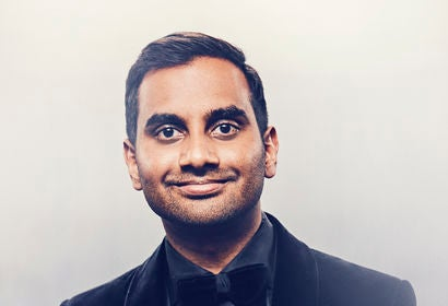Aziz Ansari, Golden Globe winner