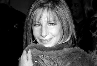 Actress, director, producer, singer, composer Barbra Streisand, 2004