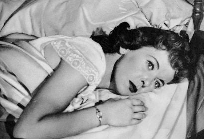 """Ida Lupino in a scene from """"The Bigamist"""""""