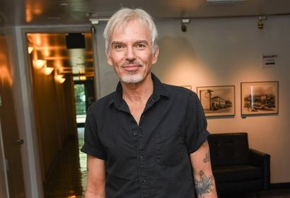 Actor and musician Billy Bob Thornton, Golden Globe winner