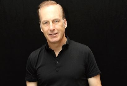Actor and director Bob Odenkirk. Golden Globe nominee