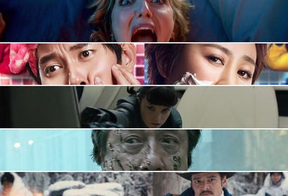 "Scenes from ""Happy Death Day"", ""Never Say Die"", ""Blade Runner: 2049"", ""The Foreigner"", ""Kingsman: The Golden Circle"""