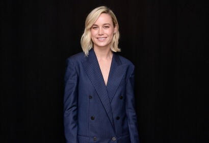 Actress Brie Larson, Golden Globe winner