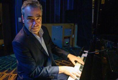 Serge Bromberg at the HFPA Restoration Summit 2020