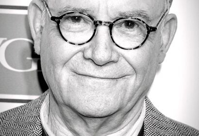 Actor, writer, director Buck Henry, Golden Globe nominee