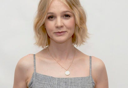 ACtress Carey Mulligan, Golden Globe nominee