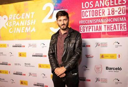 Catalan filmmaker Carlos Marques-Marcet