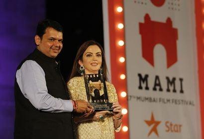 Opening of the 187th Mumbai Film Festival