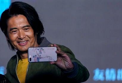 Hong Kong actor Chow Yun Fat