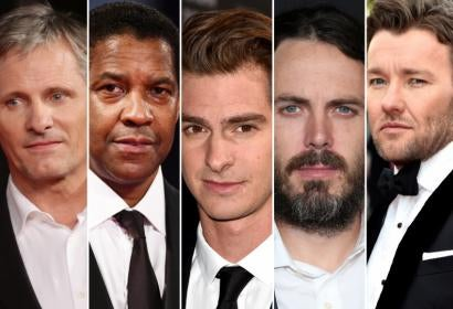 Nominees Best ACtor Drama Motion Picture, Golden Globes 2017