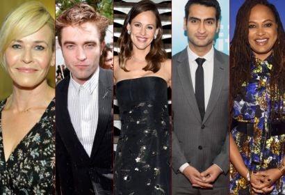Chelsea Handler, Robert Pattinson, Jennifer Garner, Kumail Nanjani and Ava duVernay