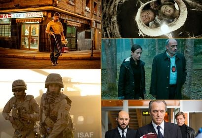Scenes from films selected for Recent Spanish Cinema 2017