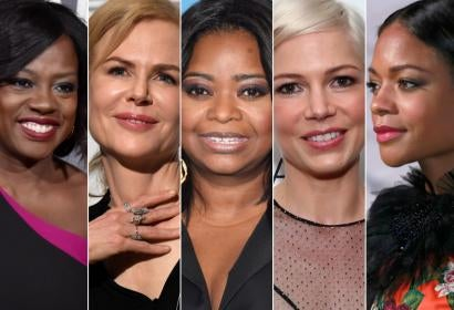 Supporting Actresses 2017