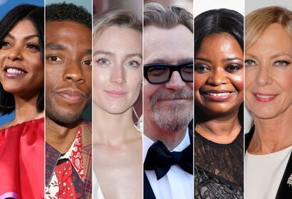 Presenters 76th Golden Globes