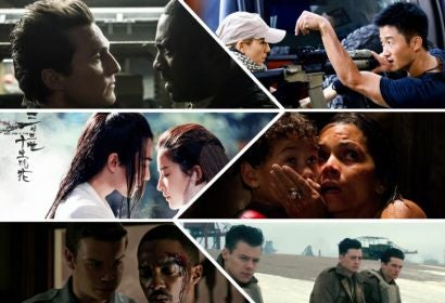 "Scenes from ""The Dark Tower"", ""Wolf Warriors 2"", ""Once Upon a Time"", ""Kidnap"", ""Detroit"", ""Dunkirk"""