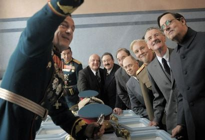 Scene from the film The Death of Stalin