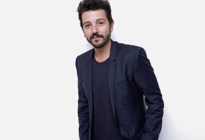 Actor and producer Diego Luna
