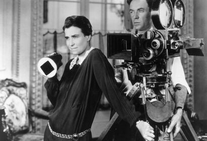 Director Dorothy Arzner