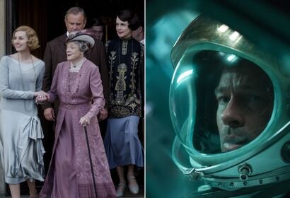 """Downton Abbey"" and ""Ad Astra"", 2019"