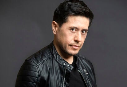 Actor Eddy Martinez
