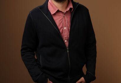 Turkish writer director Emre Sahin