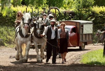 """A scene from """"Come What May"""" (France)"""