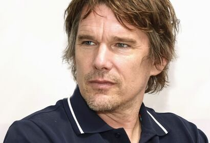 Actor Ethan Hawke, Golden Globe nominee