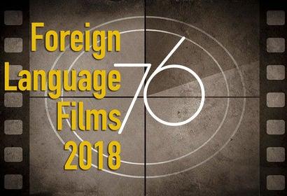 Foreign Language Films 2018