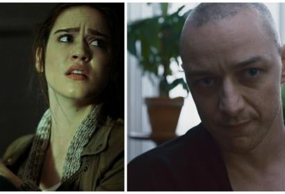 Scenes from Rings and Split