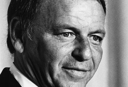 Frank Sinatra, Golden Globe winner and Cecil B. deMille recipient