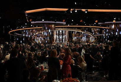 International Ballroom 77th Golden Globes full
