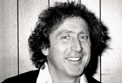 Actor Gene Wilder, Golden Globe nominee